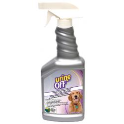 Urine Off Dog & Puppy -puhdistussuihke, 500 ml